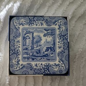 English Style Coasters 6 in set